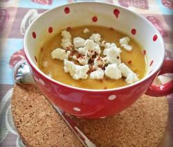 Крем супа от червена леща