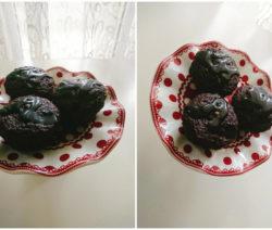 Шоколадови мъфини с банан