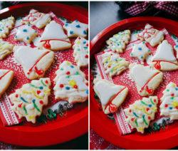 Коледни сладки в последния момент