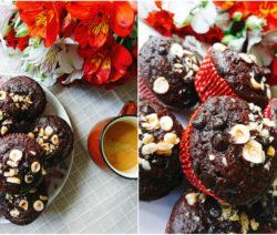 Супер шоколадови мъфини
