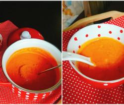 Супа от сладки картофи