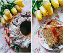 Маслен кекс